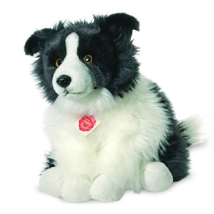 Peluche Border Collie Hermann Teddy
