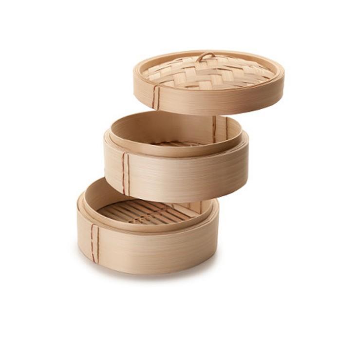 Vaporera Bambú Moka Ibili | Donurmy