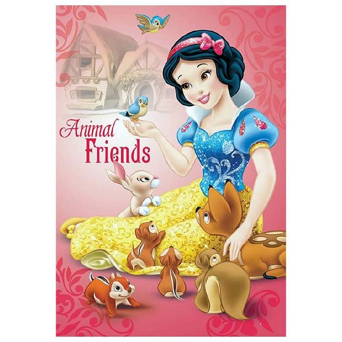 Alfombra Blancanieves Friends Disney