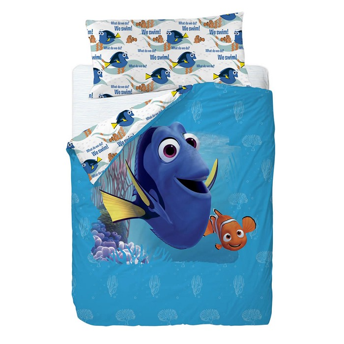 Funda Nórdica Deep Finding Dory