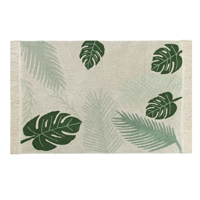 Alfombra Tropical Green Lorena