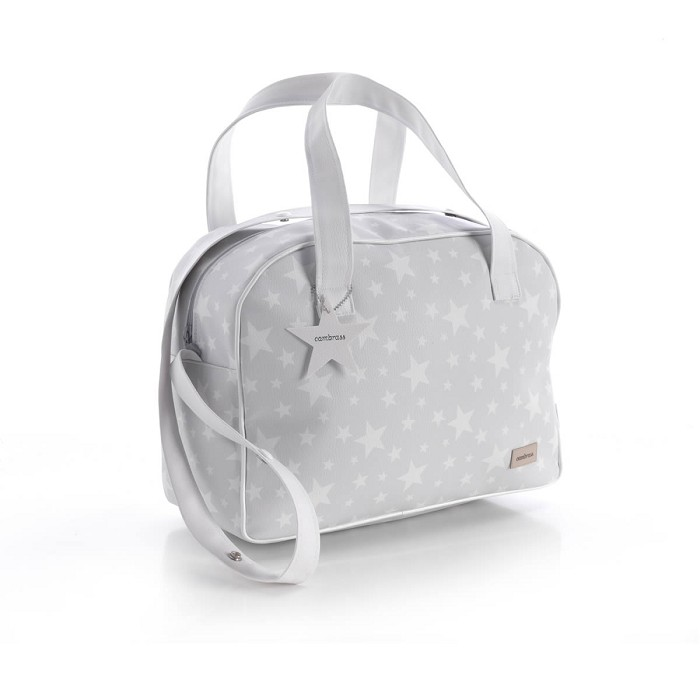 20 x 44 x 33 cm Cambrass Etoile Bolso maternal color gris