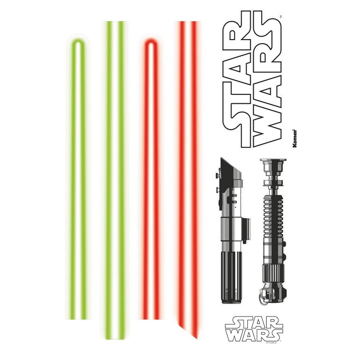 Vinilo Lightsaber Star Wars