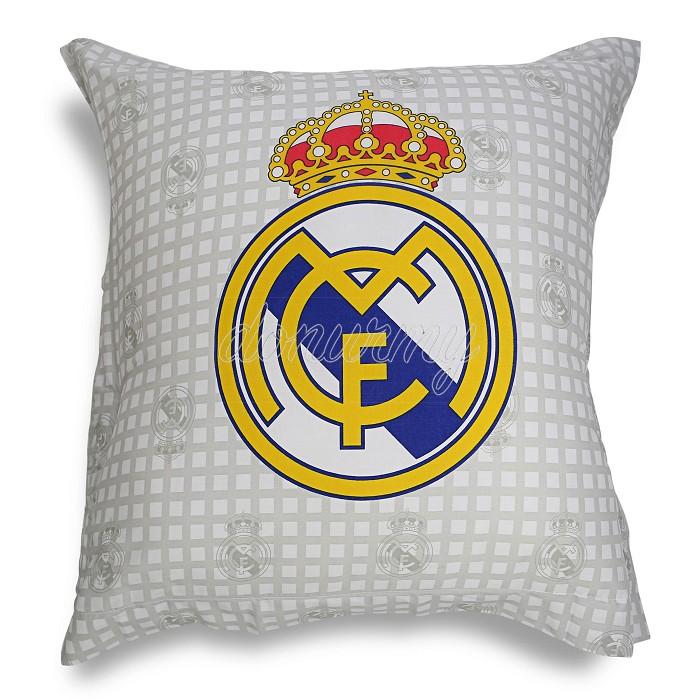 Cojin Edredon Real Madrid.Fundas Cojin Real Madrid