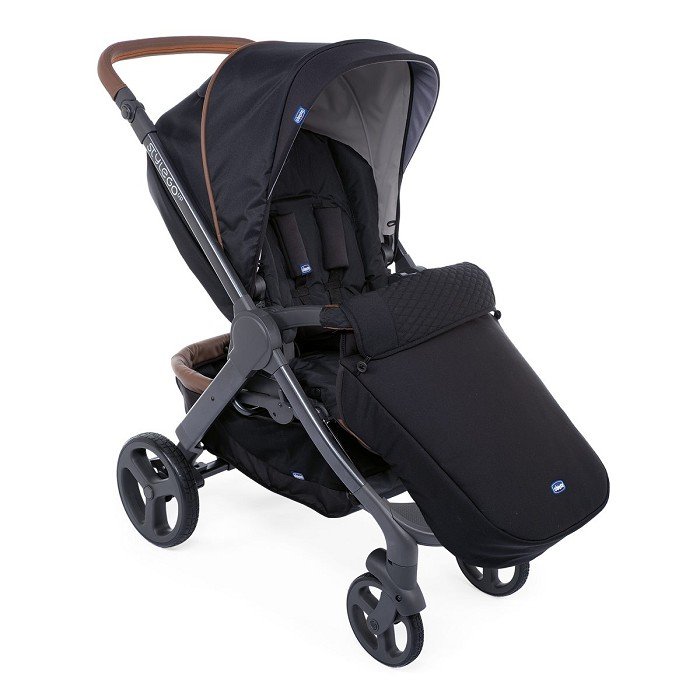 Trío Silla Stylego Up I-Size BebéCare Chicco