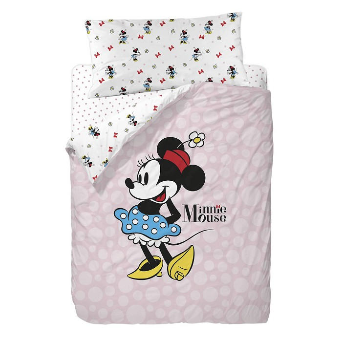 Funda Nórdica Minnie Blue Skirt
