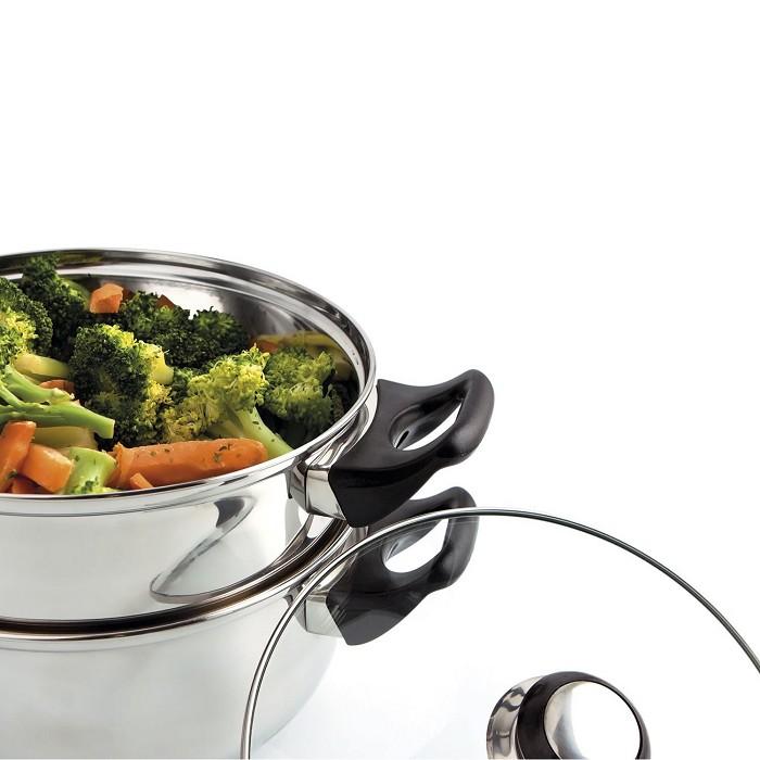 Cacerola a Vapor Gastro Fresh Quid   Donurmy