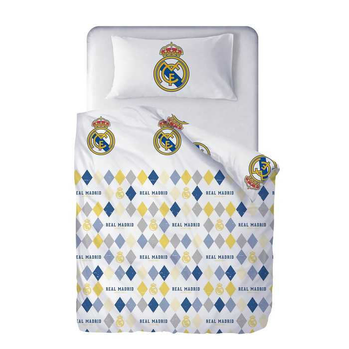 Funda Nórdica Rombitos Real Madrid