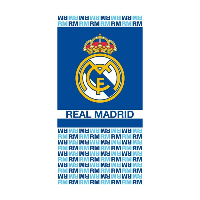 Toalla Playa RM Real Madrid