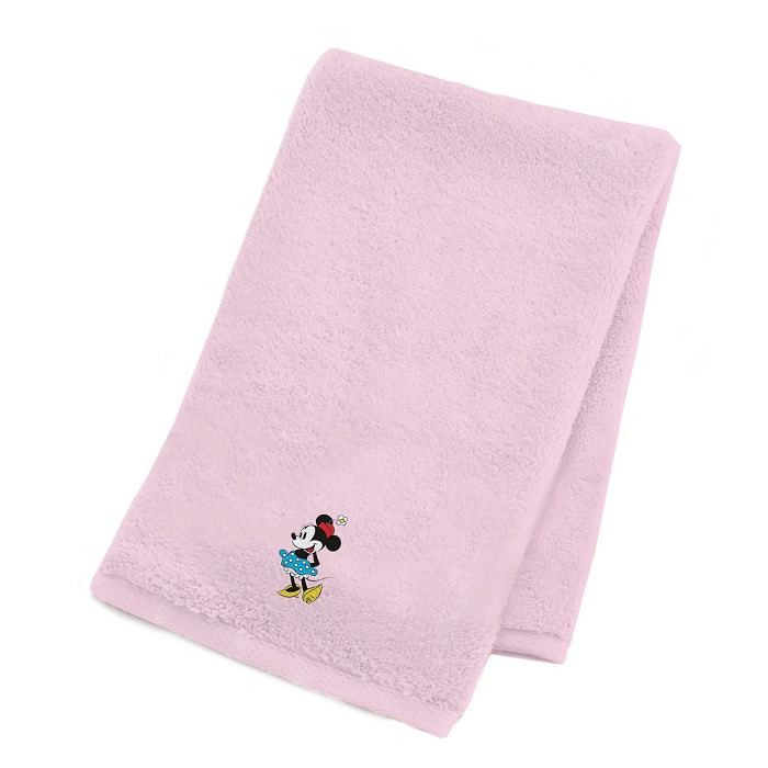 Toallas Baño Minnie Blue Skirt