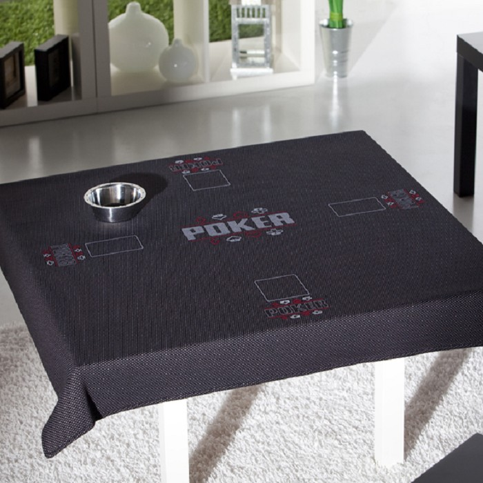 Mantel Poker Mini Salón