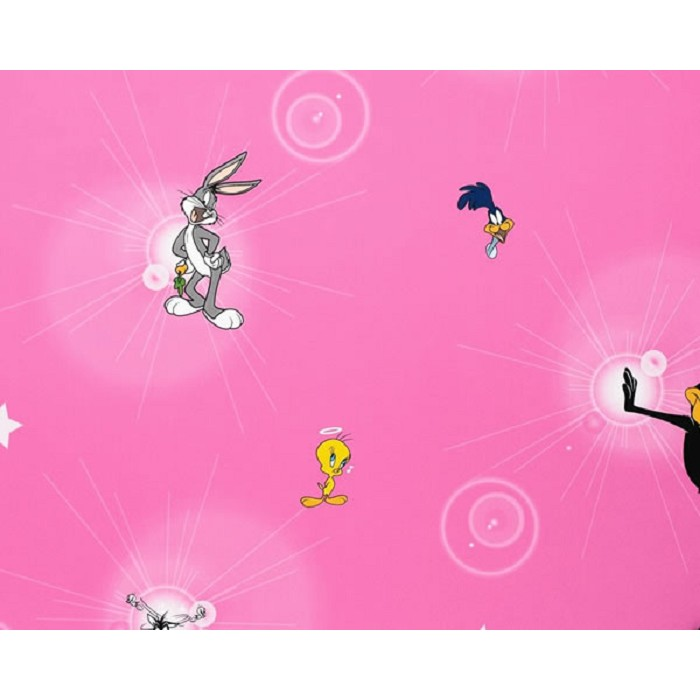 Papeles Pintados Footprints 942 Looney Tunes