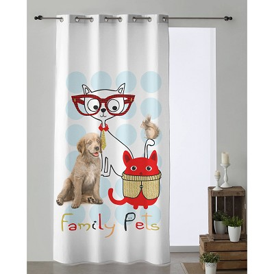 Cortina Family Pets De Colores en Donurmy