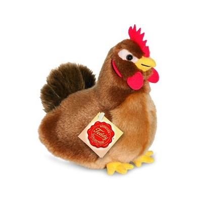 Peluche Gallina Marrón Hermann Teddy en Donurmy