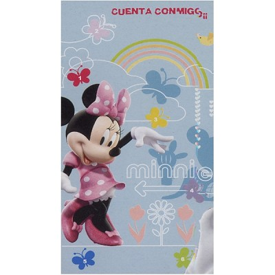 Toalla Disney Playing Minnie en Donurmy