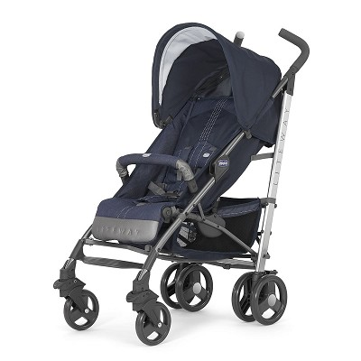 Silla de Paseo Lite Way 2 Denim Chicco 0M+ en Donurmy