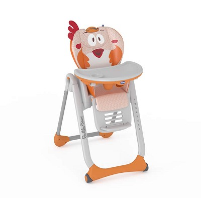 Trona Polly 2 Start Gallina Chicco 6M+ en Donurmy