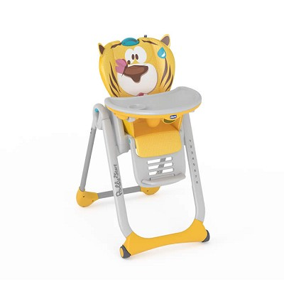 Trona Polly 2 Start Tigre Chicco 6M+ en Donurmy