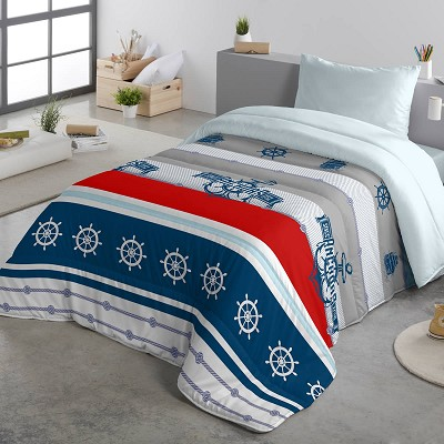Duvet Nórdico Nautical Mariner Naturals en Donurmy