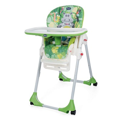 Trona Polly Easy Happy Jungle Chicco 0M+ en Donurmy
