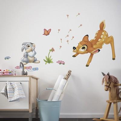 Vinilos Infantiles Disney.Vinilo Bambi Disney