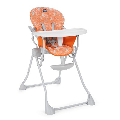 Trona Pocket Meal Happy Orange Chicco 6M+ en Donurmy
