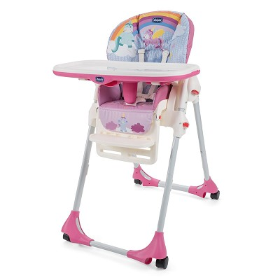 Trona Polly Easy Unicorn Chicco 6M+ en Donurmy