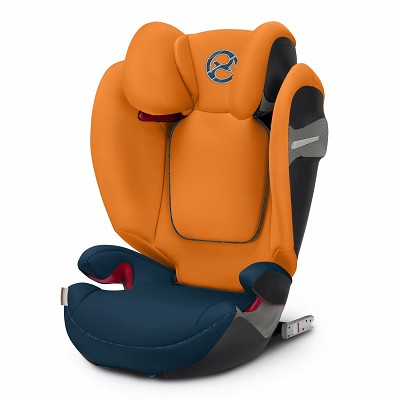 Silla Coche Solution S-Fix Cybex Grupo 2/3 en Donurmy