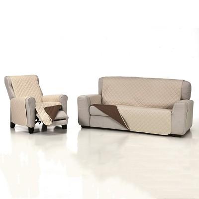 55544e74c69 Funda Sofá Reversible Couch Cover Belmarti en Donurmy