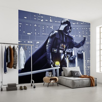 Mural Star Wars Classic Vader Join the Dark Side en Donurmy