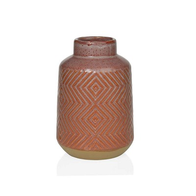 Florero Relieve Terracota Andrea House en Donurmy