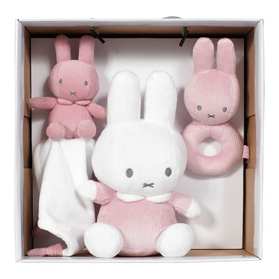 Set Regalo Miffy Rosa Tiamo en Donurmy