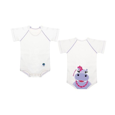 Body Baby Jungle Hipopótamo Cotton 4 Season JBimbi en Donurmy