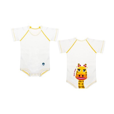 Body Baby Jungle Jirafa Cotton 4 Season JBimbi en Donurmy