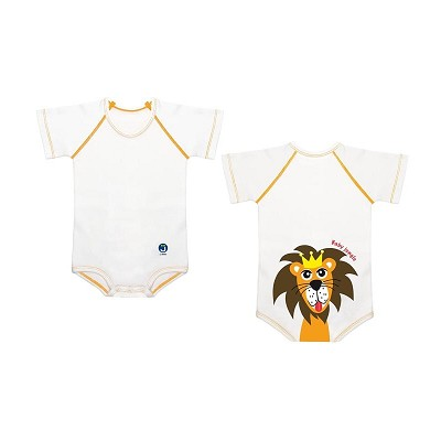 Body Baby Jungle León Coton 4 Season JBimbi en Donurmy