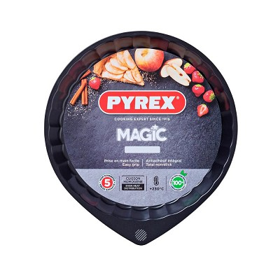Molde Tarta Horno Magic Pyrex en Donurmy