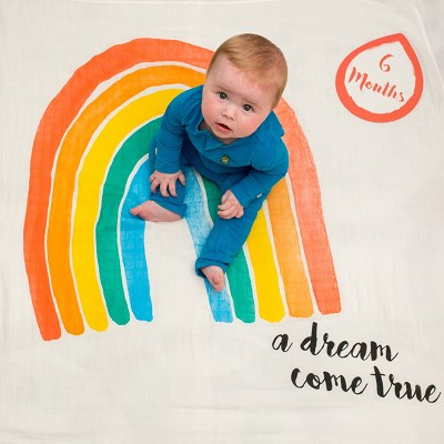 Muselina Baby First Year A Dream Come True Lulujo en Donurmy